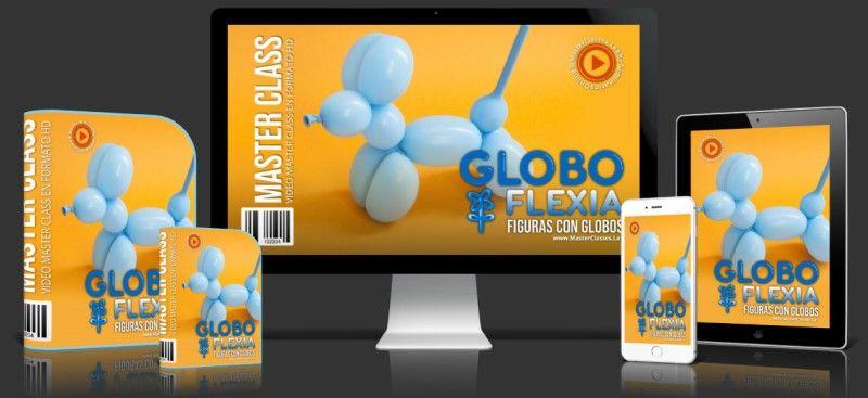 Curso de GloboFlexia Figuras con Globos