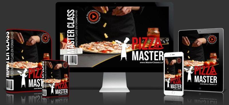 Curso para hacer pizza y poner un negocio