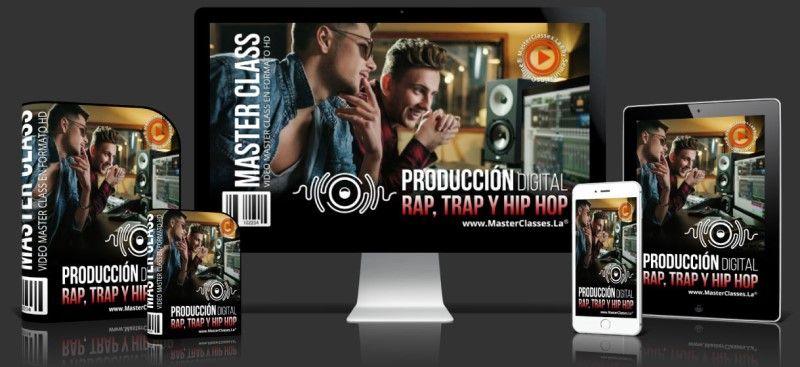 Curso de Producción Digital Rap, Trap y Hip Hop