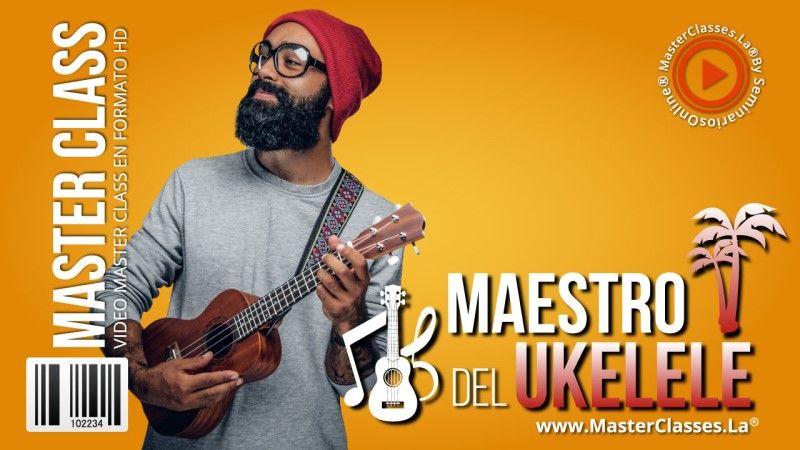 Curso Online Maestro del Ukelele