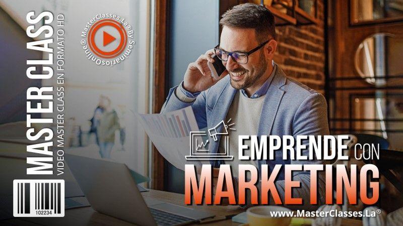Curso Online para emprender en marketing