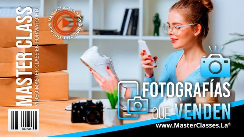 Curso Online de Fotografía que Vende