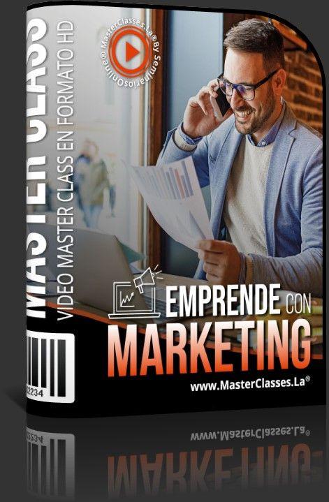 Emprende con Marketing