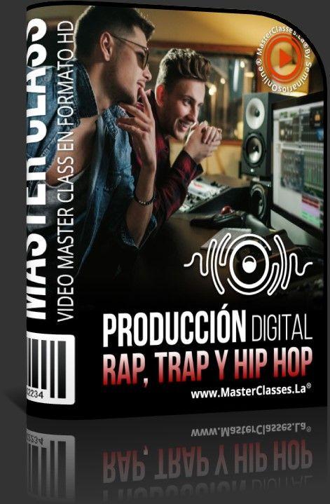 Producción Digital Rap, Trap y Hip Hop