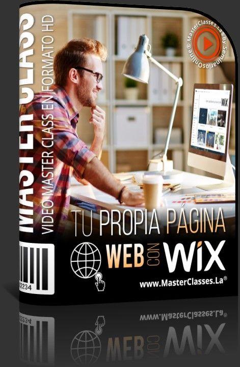 Tu Propia Página Web con Wix