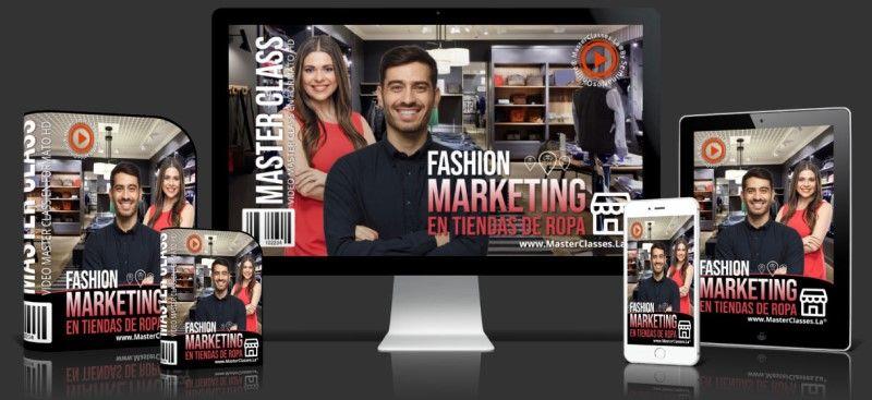 Curso de Fashion Marketing para Tiendas de Ropa