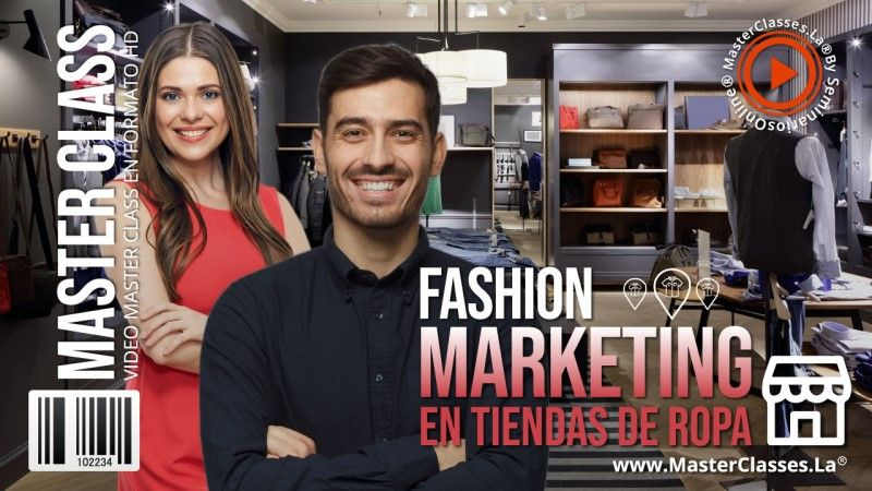 Curso Online de Fashion Marketing para Tiendas de Ropa
