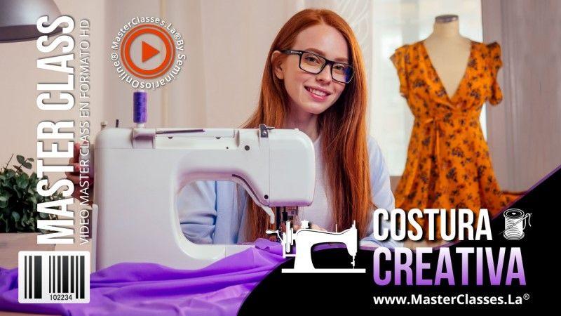 Curso Online de Costura Creativa
