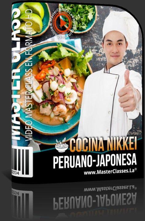 Cocina Nikkei - Peruano Japonesa