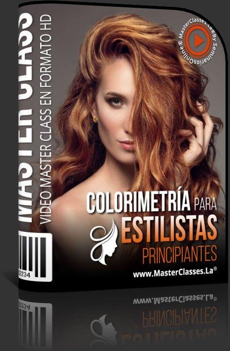 Colorimetría Para Estilistas Principiantes