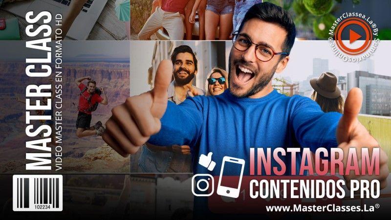 Curso Online de Instagram Contenidos Pro