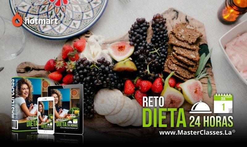 Curso Online para bajar de peso en 24 horas