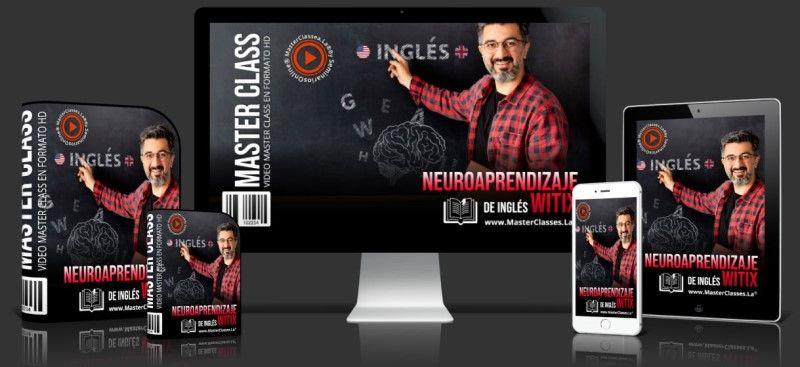 Curso de Neuroaprendizaje de Inglés con WITIX