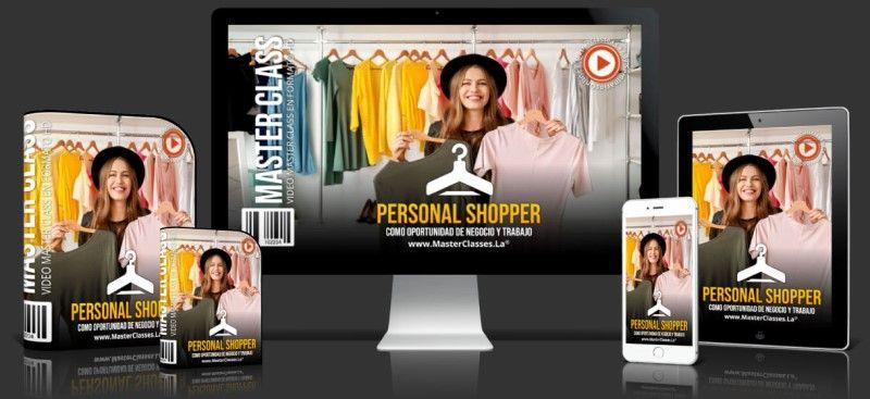 Clases en Línea de Personal Shopper