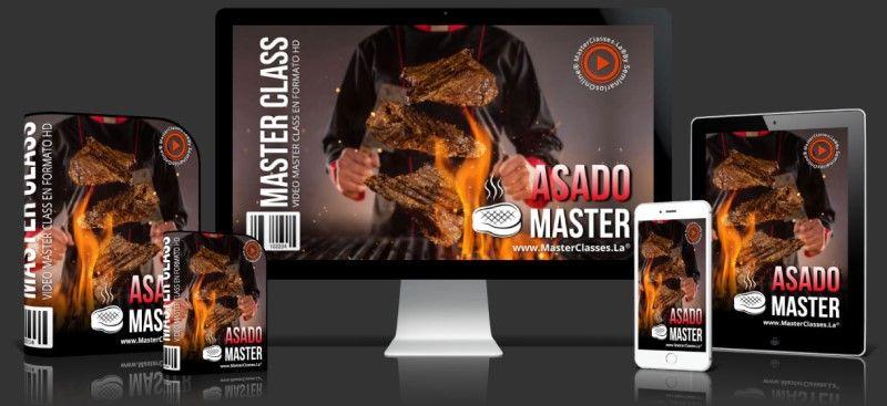 Curso de Asado Master