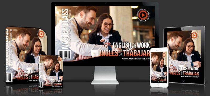 Curso de Ingles para Trabajar English to Work