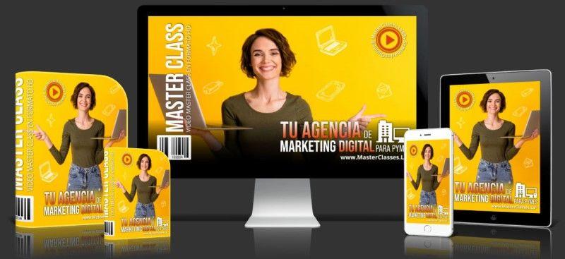 Curso para crear una agencia de marketing digital