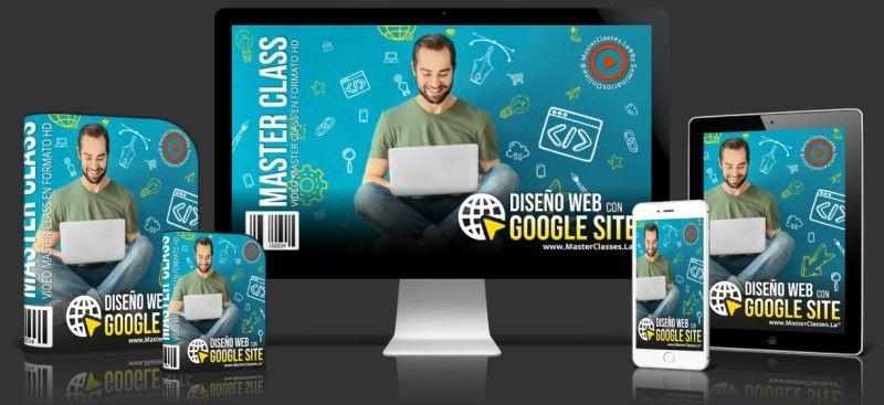 Curso de Diseño Web con Google Site