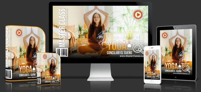 Curso de Yoga para Conciliar el Sueño