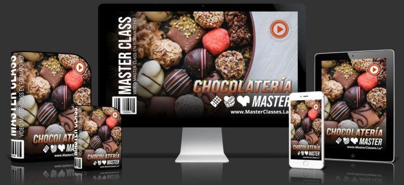 Curso de Chocolatería Master