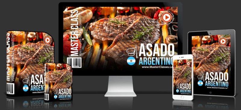 Aprende sobre el asado argentino