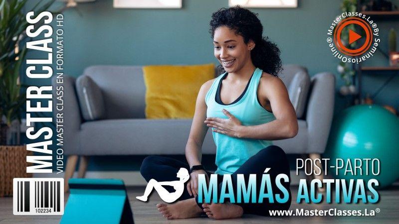 Curso Online de Postparto para mamás activas