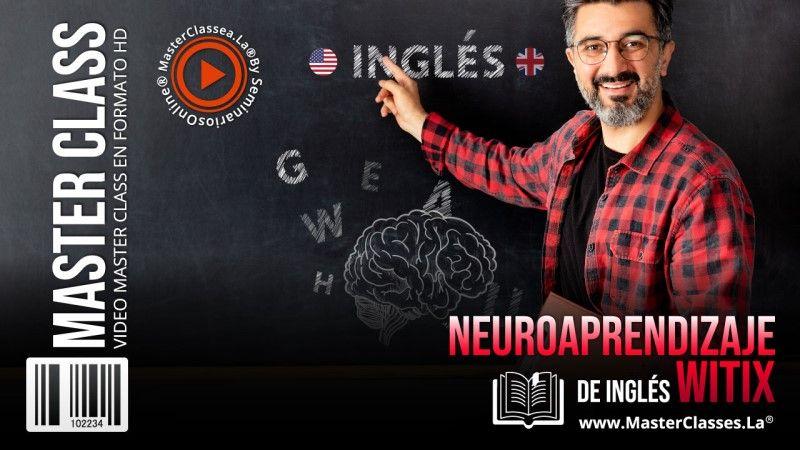 Curso Online de Neuroaprendizaje de Inglés con WITIX