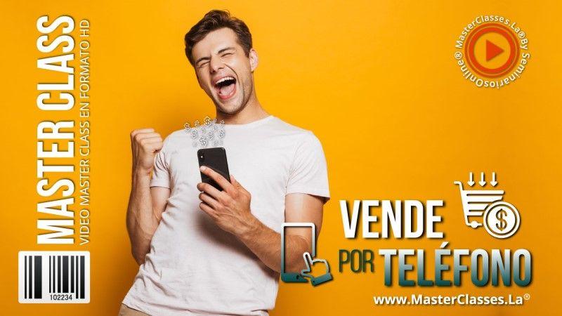 Curso para vender por teléfono