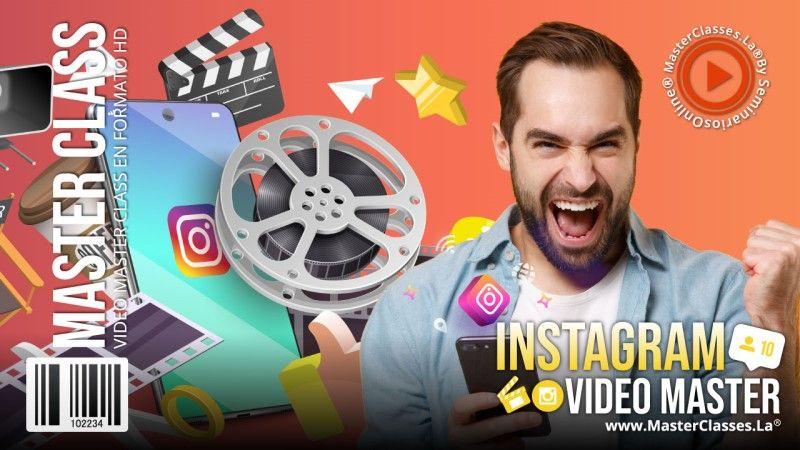 Curso Online de Instagram Video Master