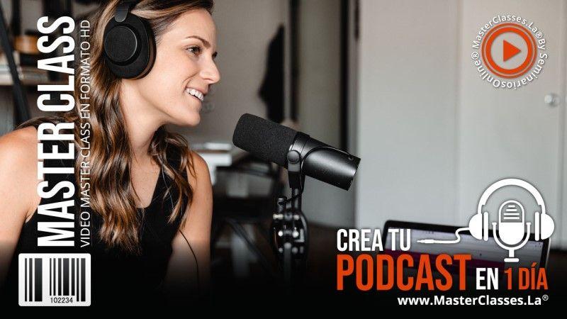 Curso Online de Cómo hacer un podcast
