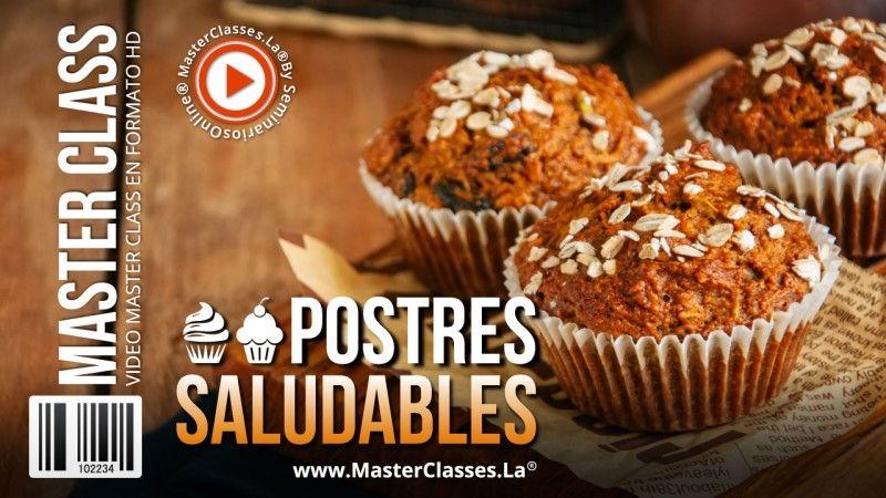 Curso Online de Postres Saludables