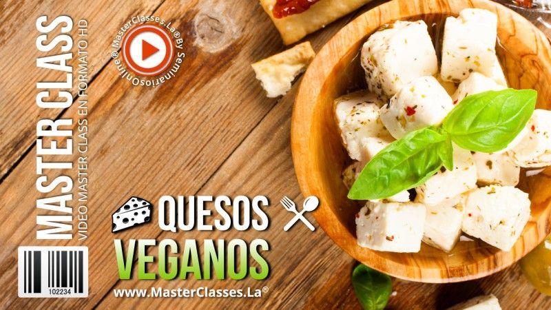 Curso Online para hacer quesos veganos