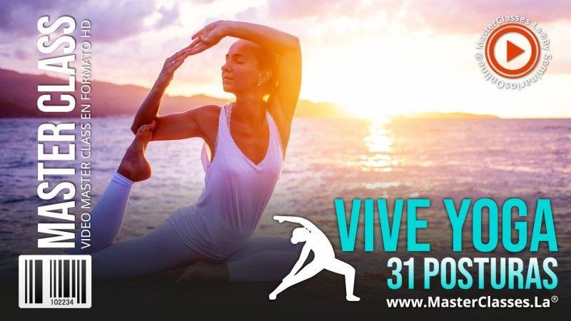 Curso Online de Yoga en 31 posturas