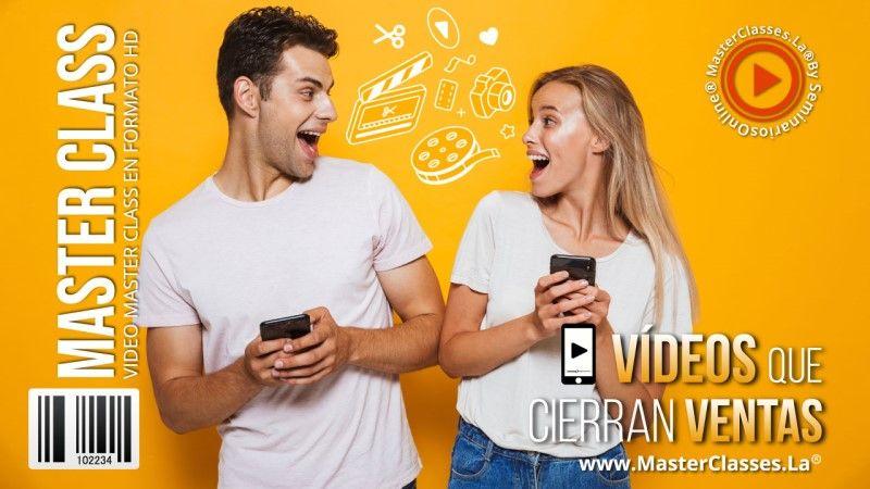 Curso Online de Videos que Cierran Ventas