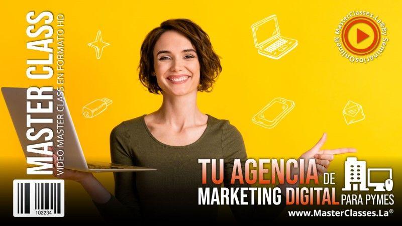 Curso Online para crear una agencia de marketing digital