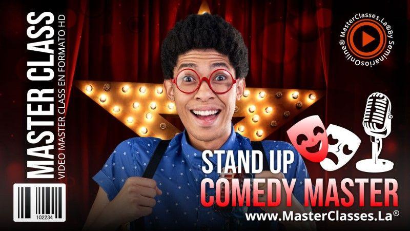 Curso Online para Comediantes