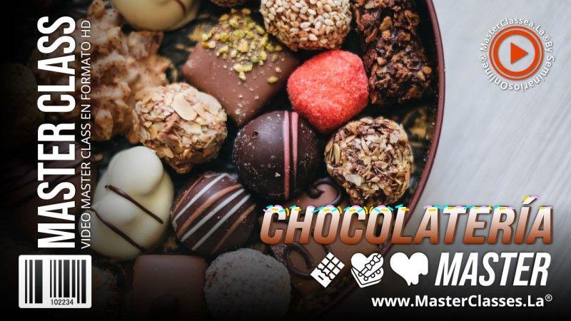 Aprende sobre Chocolatería Master