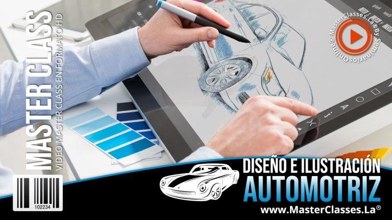 Curso de Diseño e Ilustración Automotriz
