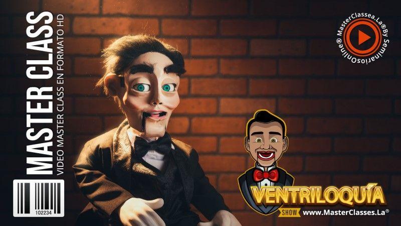 Curso Online de Ventriloquía