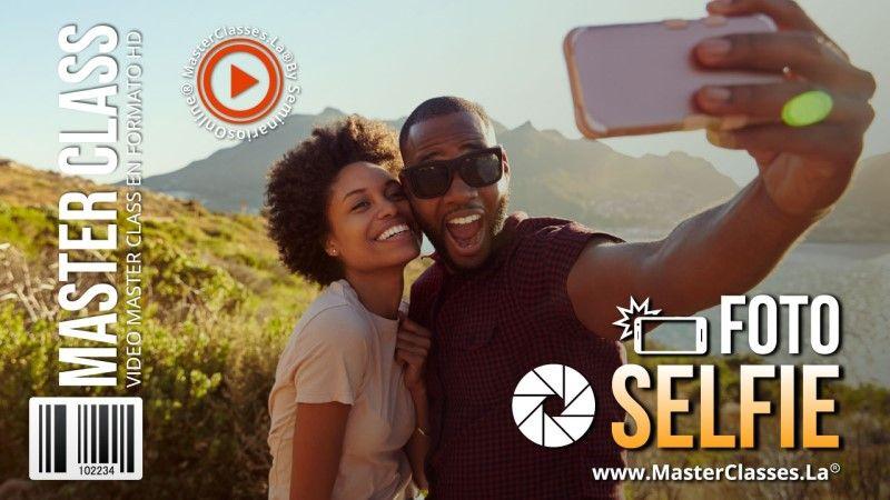 Curso Online de Foto Selfie