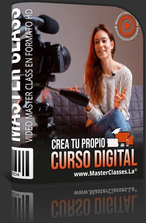 Crea Tu Propio Curso Digital