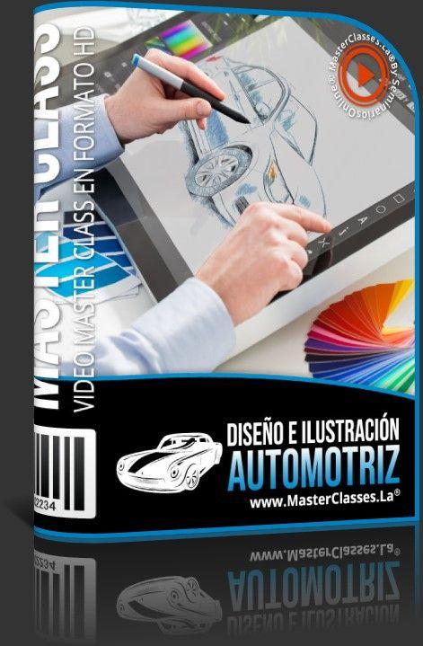 Diseño e Ilustración Automotriz