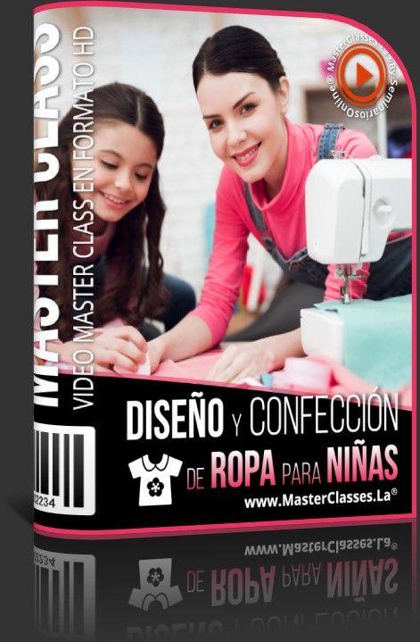 Diseño y Confección de Ropa para Niñas