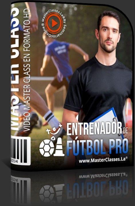 Entrenador de Futbol Pro