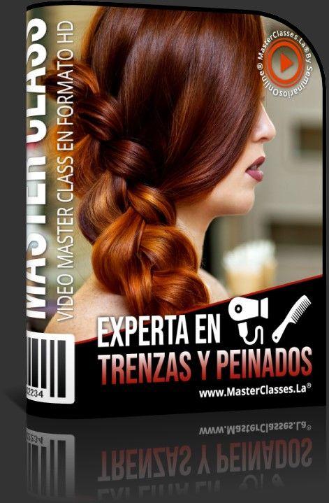 Experta en Trenzas y Peinados