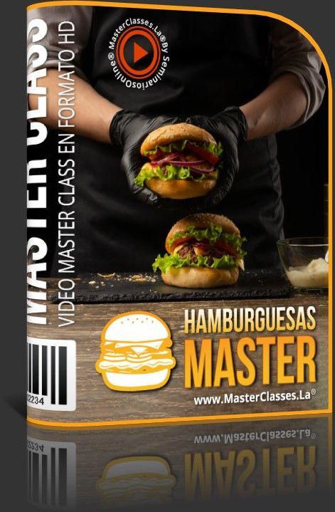 Hamburguesas Master