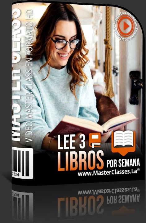 Lee 3 Libros por Semana