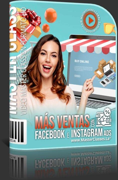 Más Ventas Con Facebook e Instagram Ads
