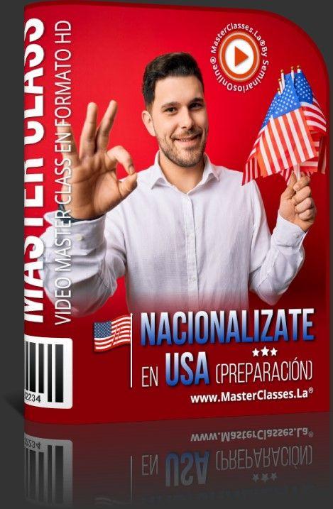 Nacionalizate en Usa (Preparación)