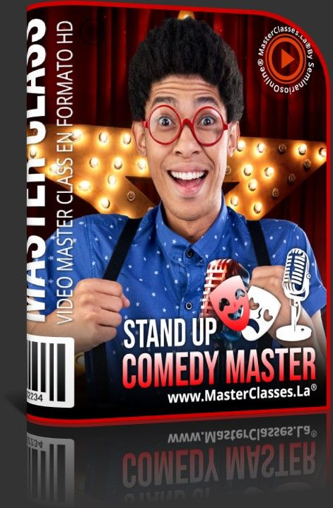Stand Up Comedy Master